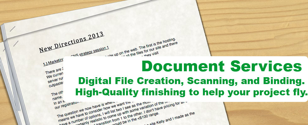 Document Services