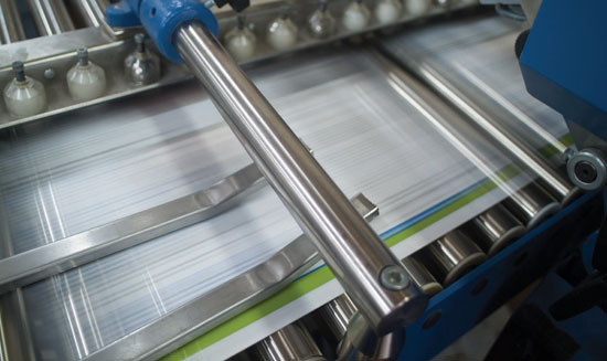 commercial printing times