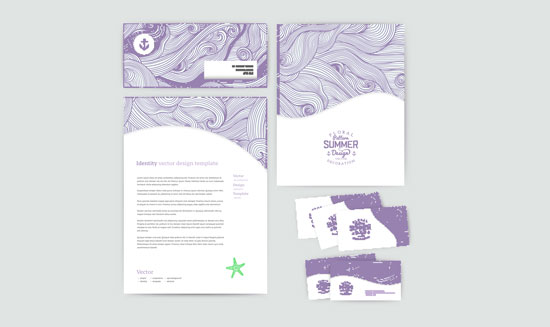 letterhead stationery
