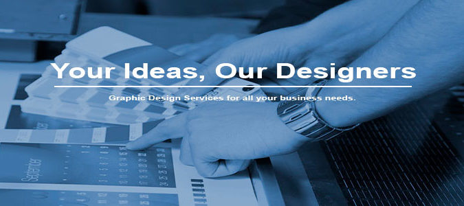 Graphic Design Services for all your business needs